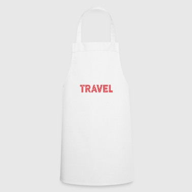 Airplane pilot flying vacation travel - Cooking Apron
