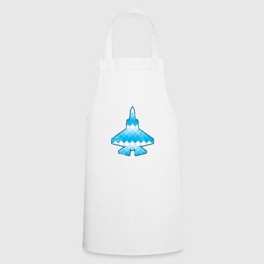Pilot fighter jet military fighter fighter pilot - Cooking Apron