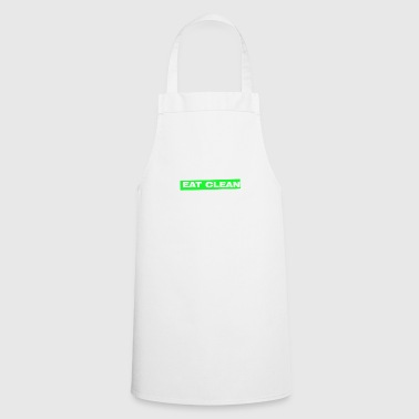 Manger propre. Lift Dirty - Tablier de cuisine
