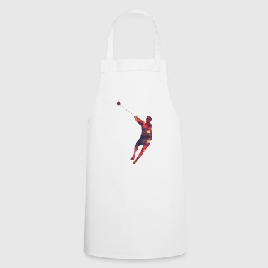 Hammer throw / hammer throw / hammer thrower - Cooking Apron