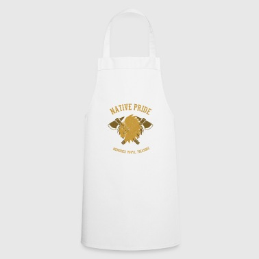 American Indian Native American Indians - Cooking Apron
