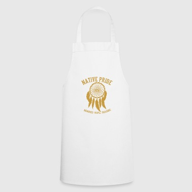 Native American Dreamcatcher - Cooking Apron