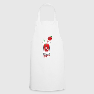 Buck on juice? - Cooking Apron