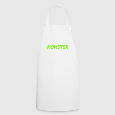 monstre - Tablier de cuisine