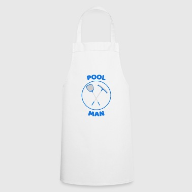 pool man - Tablier de cuisine
