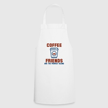 Coffee - Coffee Friends - Cooking Apron