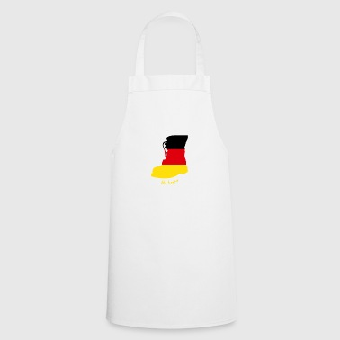 The boat - Cooking Apron