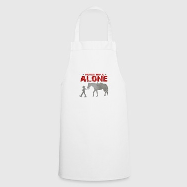 cowboy - Cooking Apron