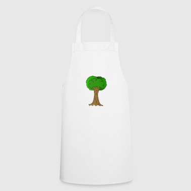 Beautiful Nature Tree Tshirt Design Hugger Tree lover Nature Lover - Cooking Apron