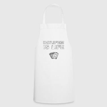 Holdem Poker Poker Poker Texas Holdem Card Game - Cooking Apron