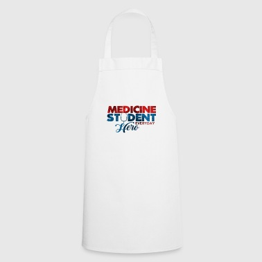 Medicine student uni gift - Cooking Apron