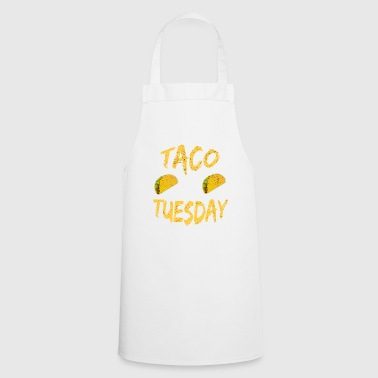 Taco Tuesday - Mexican & Mexican food - Cooking Apron