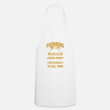 Farmers Wife Definition farmer farmer's wife farmer gift - Cooking Apron