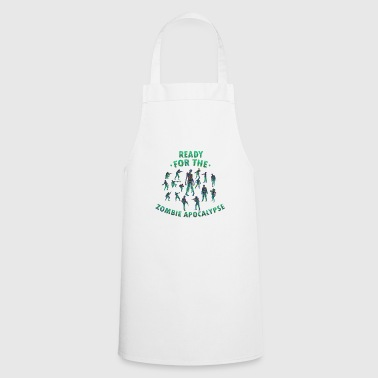 zombie - Cooking Apron