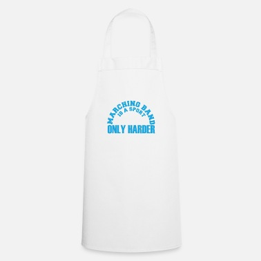 Bandera Band musician choir music gift - Cooking Apron
