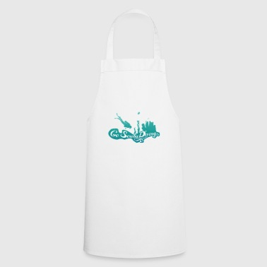 Diver - Cooking Apron
