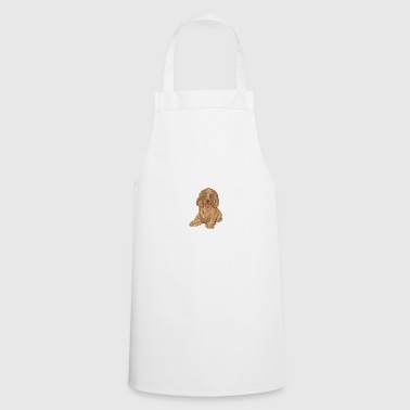 Official dog of the coolest people - Cooking Apron