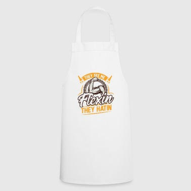 Biceps Fitness Training Sport Studio Muscles Idea - Cooking Apron