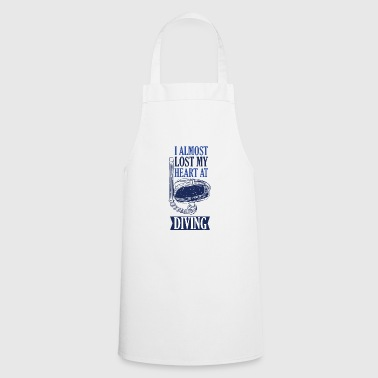 Diver divers - Cooking Apron