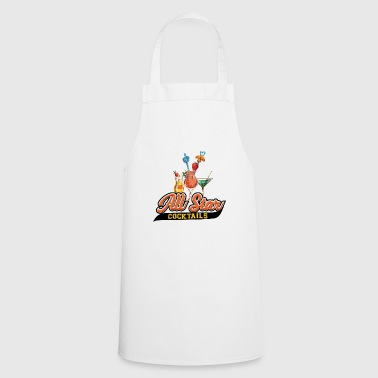 cocktails - Cooking Apron