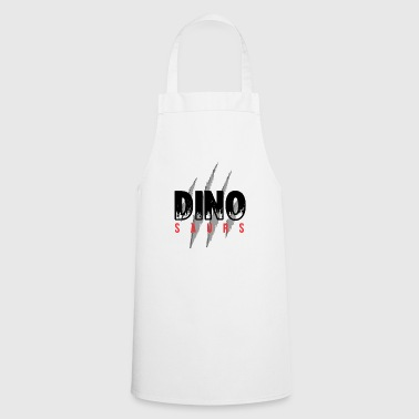 Dinosaurs dinosaurs - Cooking Apron