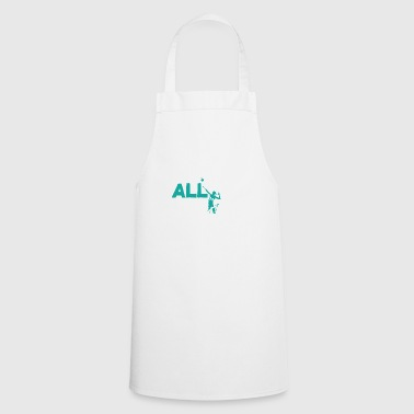 beach volleyball - Cooking Apron