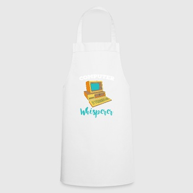 Computer computer science programmer gift - Cooking Apron