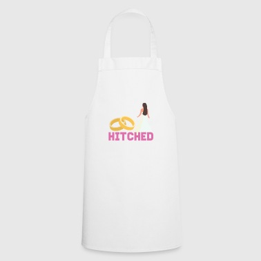 Marry marriage marriage marriage marriage gift idea - Cooking Apron