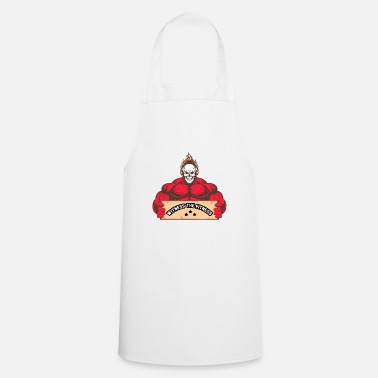 Recreational Witness The Fitness Training Gym Recreation - Cooking Apron