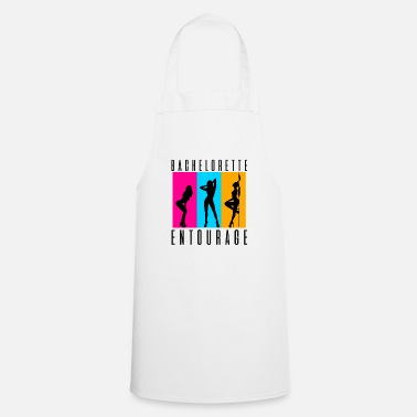 Stag Party Bachelorette Entourage! Stag parties! - Cooking Apron