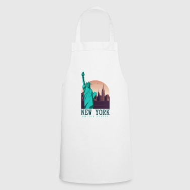 New York United States - Cooking Apron