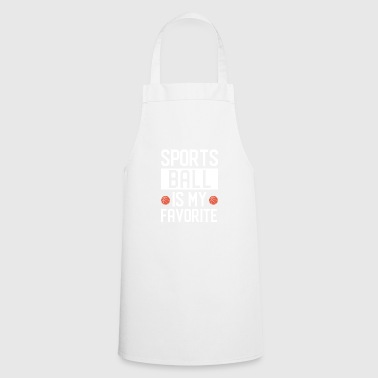 Ball sports - Cooking Apron
