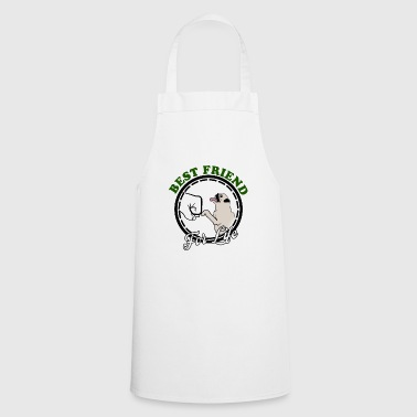 Best friends for life - Cooking Apron