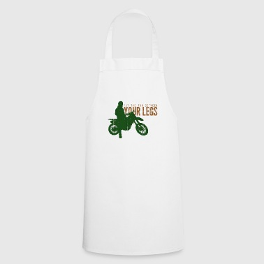 Enduro Motocross - Fun between your Legs - Cooking Apron
