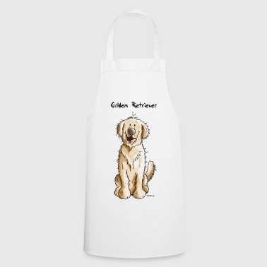 Golden Retriever  - Tablier de cuisine