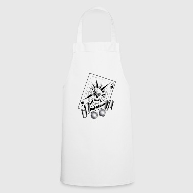 Pointer t shirt petanque pointer crane balls as pointer - Cooking Apron