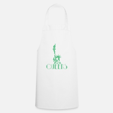 Statue Of Liberty Queens Statue of Liberty - Statue of Liberty - Cooking Apron