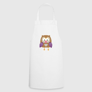 Ugly OWL - Cooking Apron