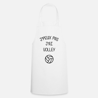 Volley Volleyball / Volleyeur / Volley / Volley-ball - Tablier de cuisine