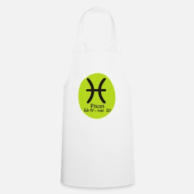 Horoscope Pisces Horoscope - Cooking Apron