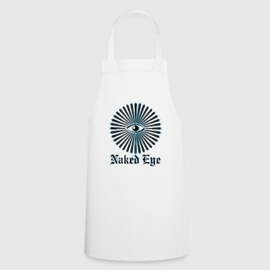 Naked Naked eye - Cooking Apron