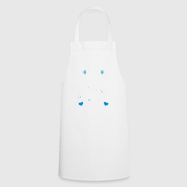 Womens Shark Never Underestimates A Woman Who Lov - Cooking Apron