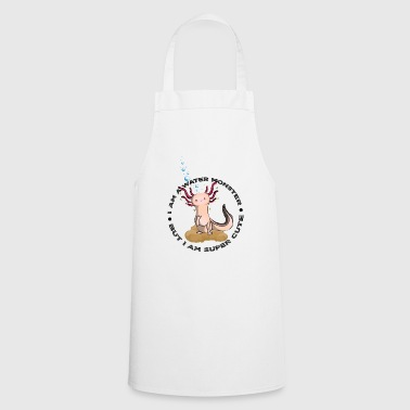 Sweet Axolotl Lurch - Cooking Apron
