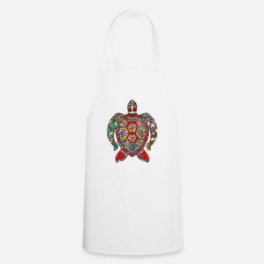 Sea Turtle Sea turtle - Cooking Apron