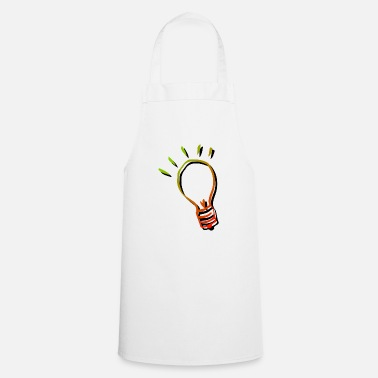 Light light - Cooking Apron
