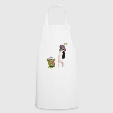 Kissing or not - Cooking Apron