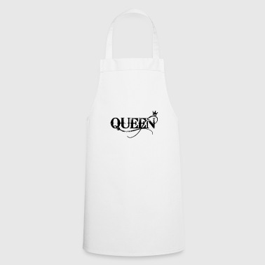 Logo QUEEN CORONA - Cooking Apron