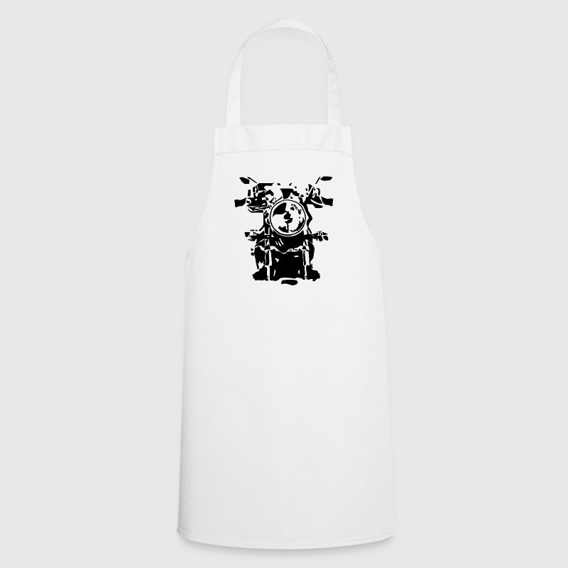 motorbike - Cooking Apron