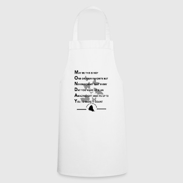 MONDAY - Cooking Apron