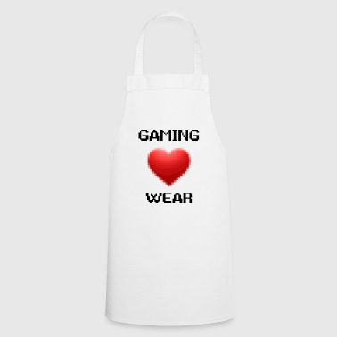Gaming Heart Wear - Fartuch kuchenny